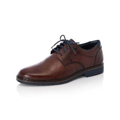 Derby Rieker cuir marron