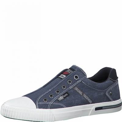Tennis S'Oliver toile jean
